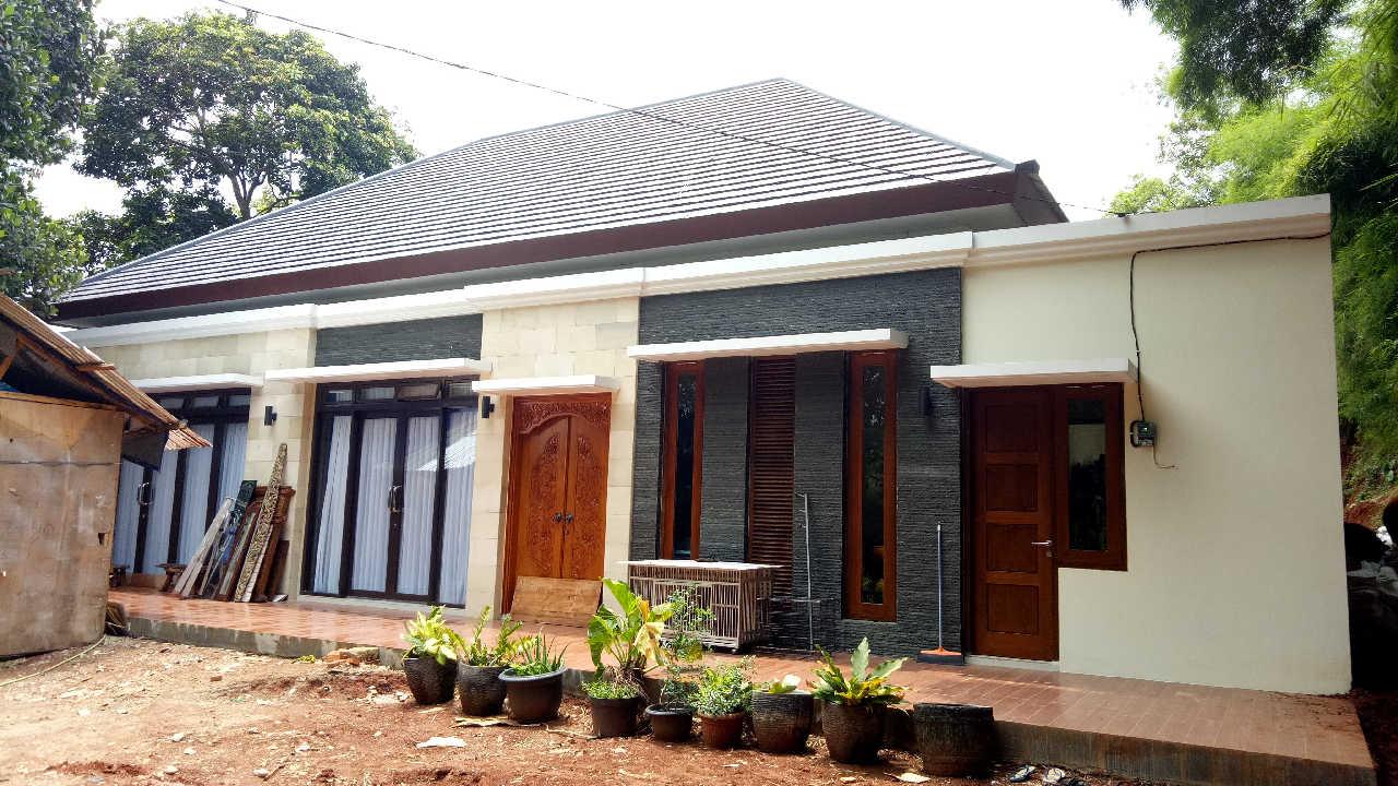 Construction Progress of Mrs. Heri Private House - Pamulang, Tangerang Selatan