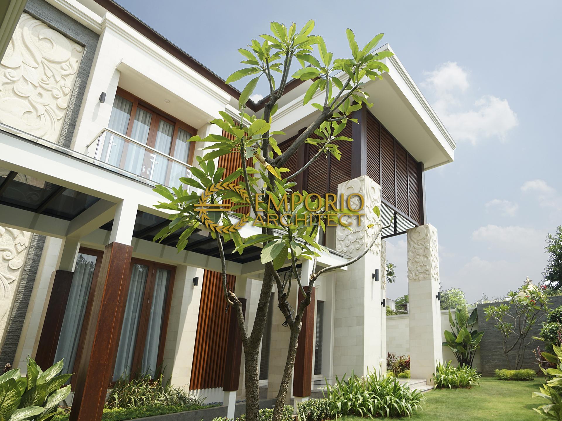 Construction Result of Mrs. RIna Private House - Cibubur, Jakarta