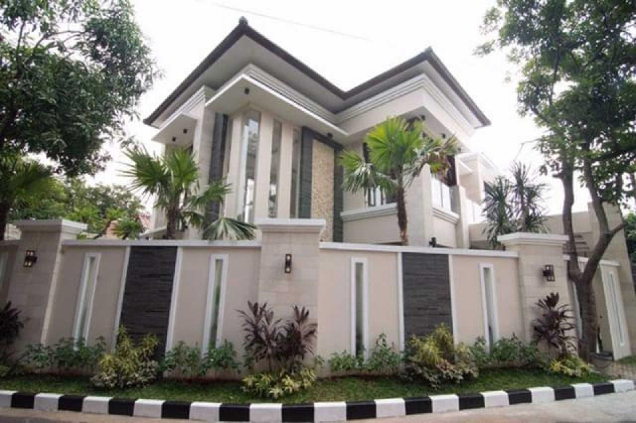 Hasil Konstruksi Rumah Bapak Adit Brata II di  Jakarta