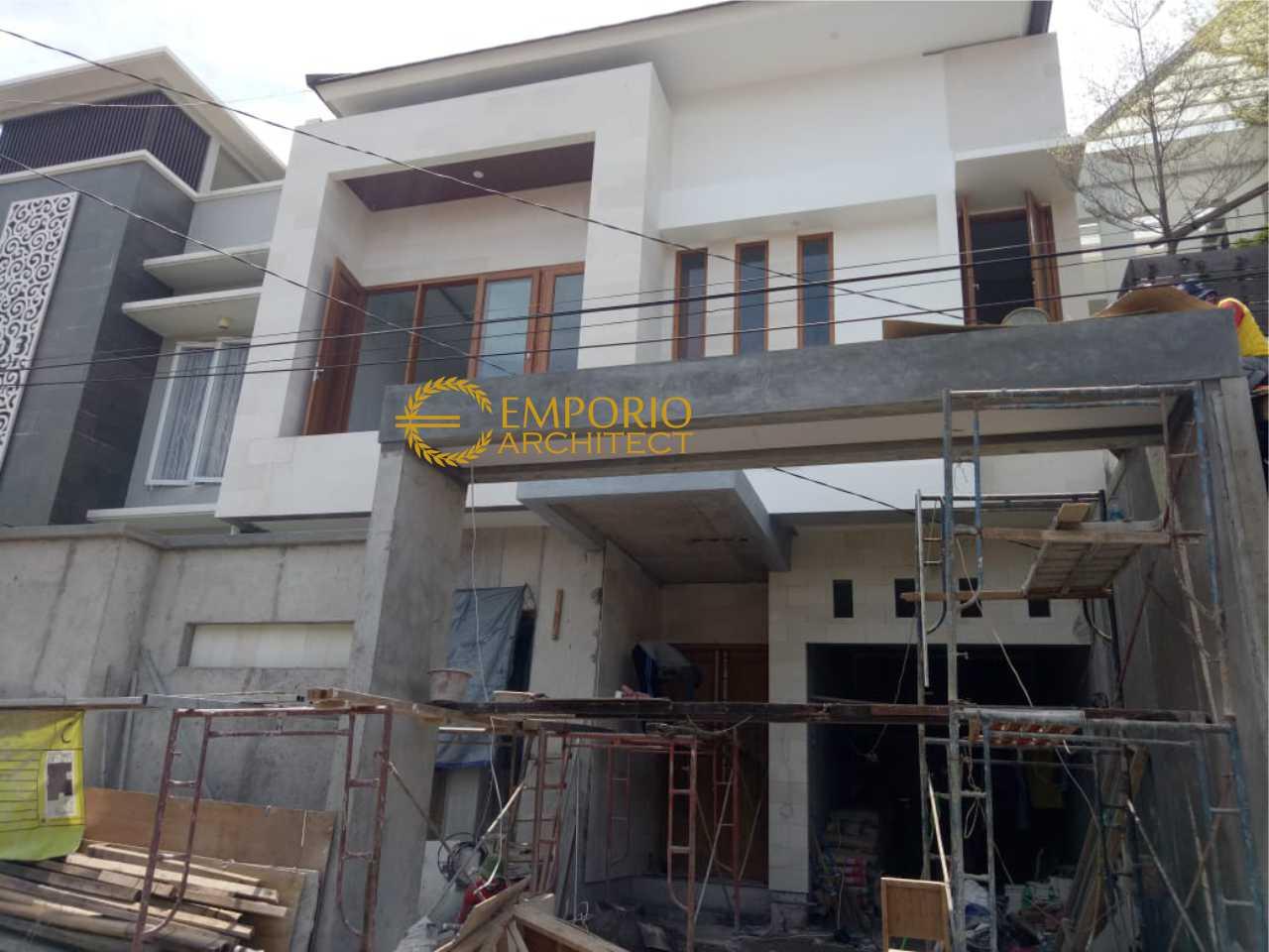 Progress Pembangunan Rumah Bapak Denny di Jakarta di  Jakarta
