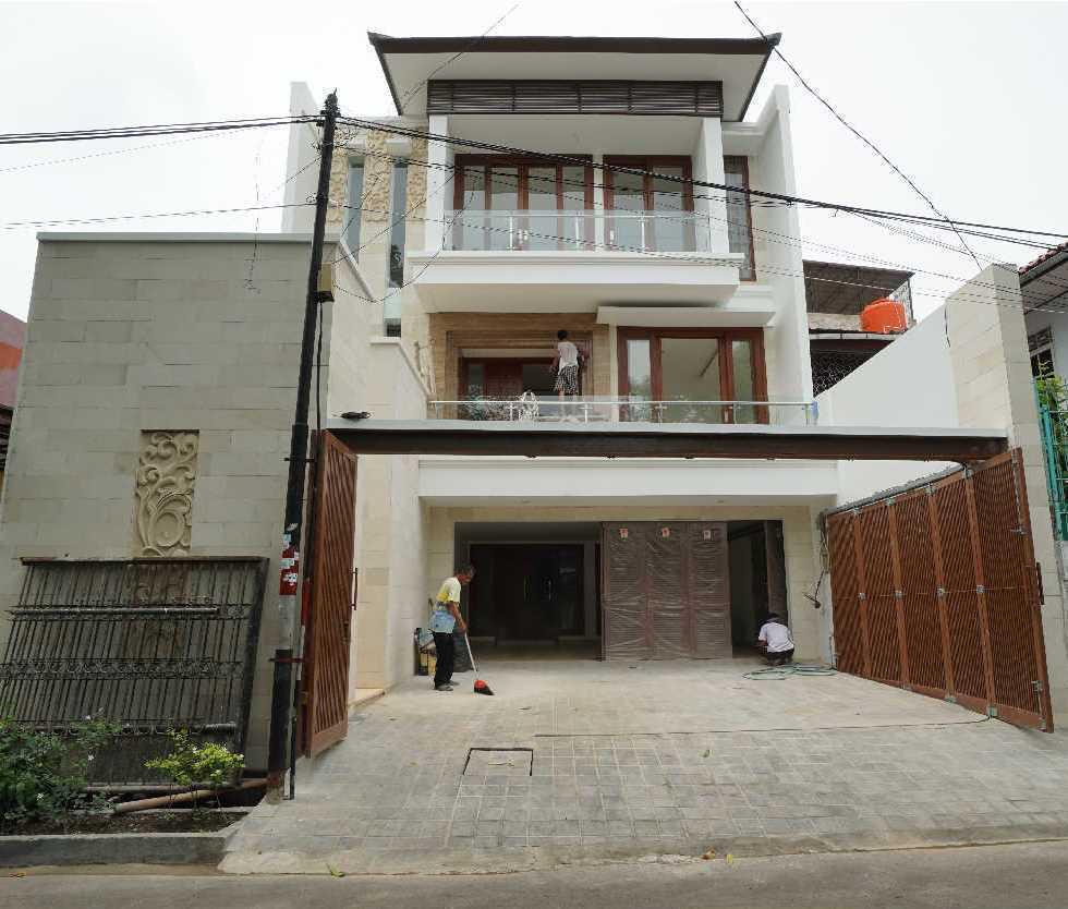 Progress Pembangunan Rumah Bapak Suhendar di  Jakarta