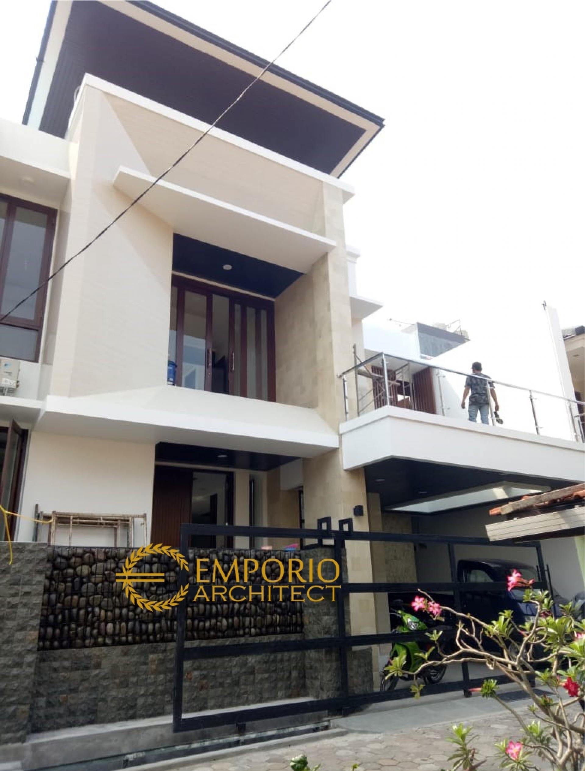 Progress Pembangunan Rumah Ibu Elsa di  Bekasi