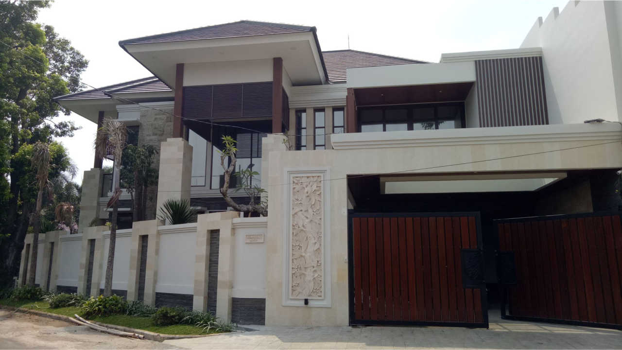 Construction Progress of Mr. Ahmad Private House - Bekasi