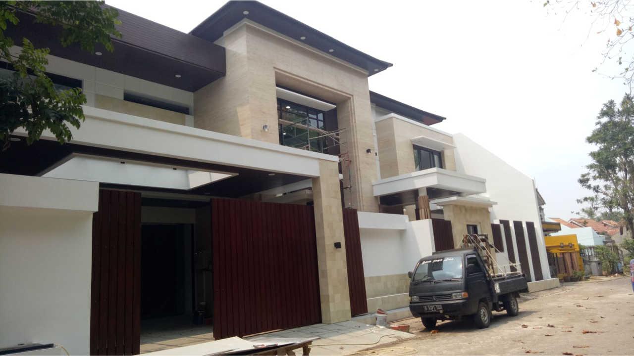 Progress Pembangunan Rumah Bapak Anthon di  Jakarta