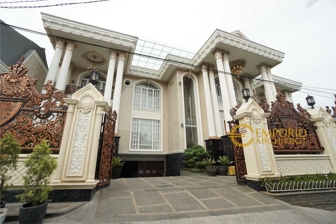 Construction Result of Mrs. Wilma Private House - Jakarta