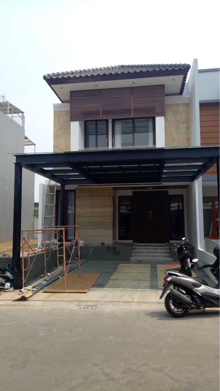 Progress Pembangunan Rumah Ibu Wulan di  Jakarta