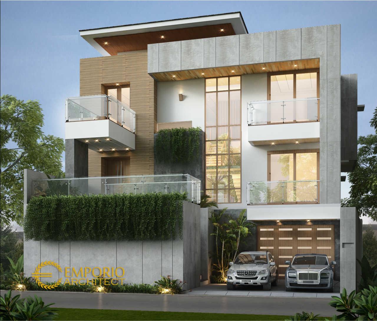 Jasa Arsitek Bandung Desain Rumah Ibu Istia