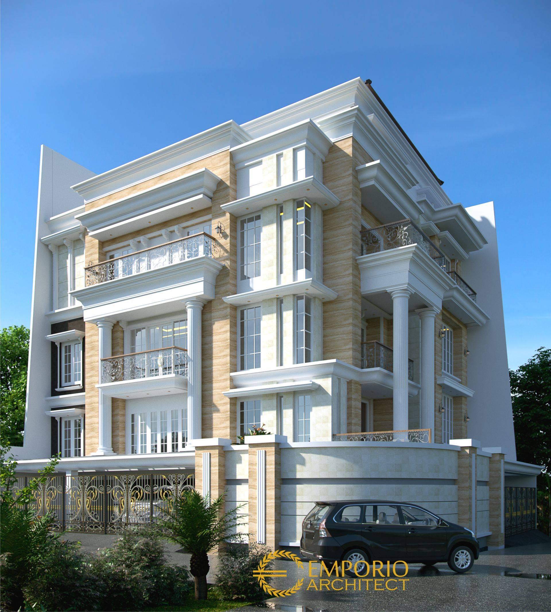Arsitek Rumah Classic