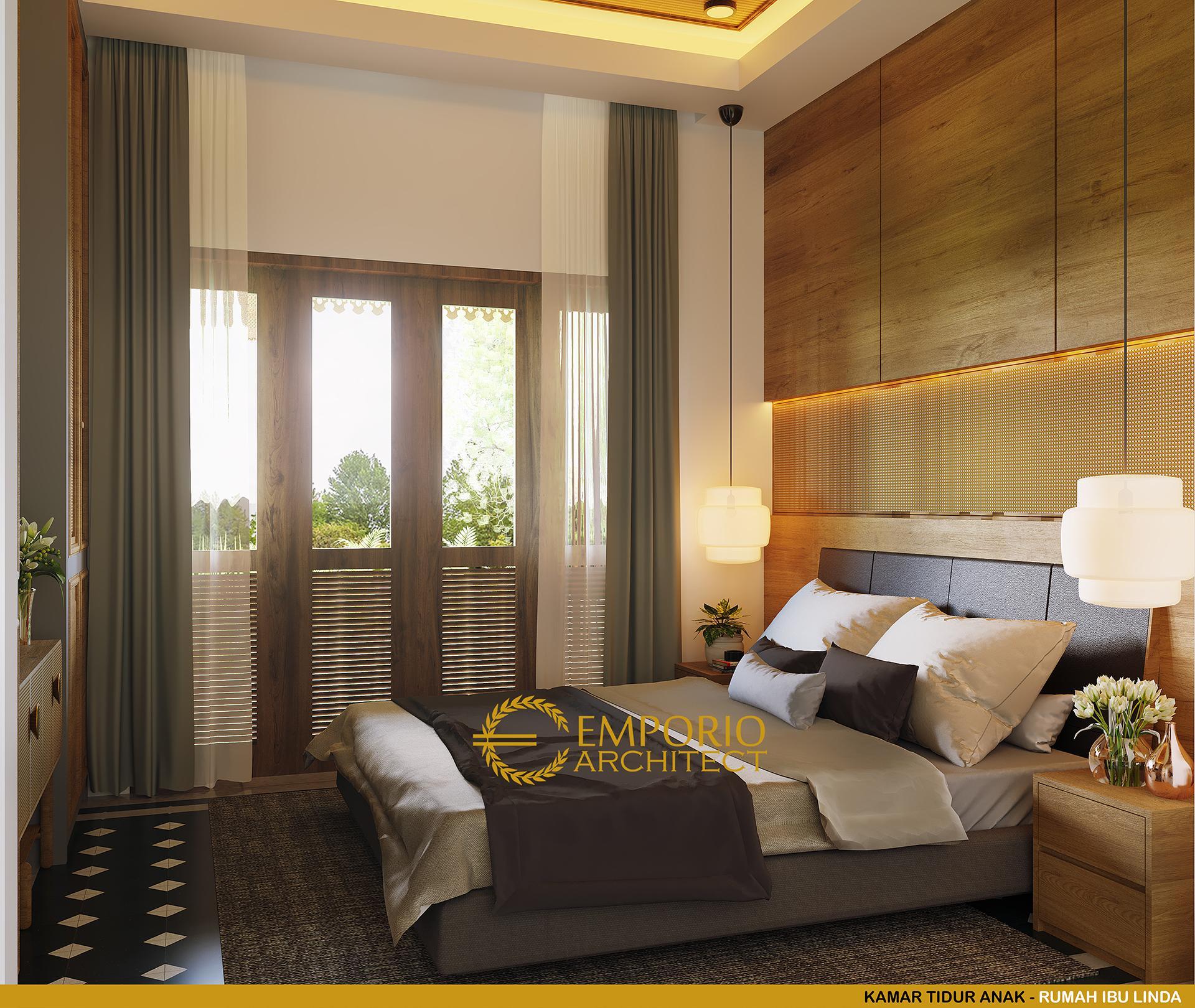 Mrs Linda Uniq House 1 Floor Design Banyuwangi Jawa Timur