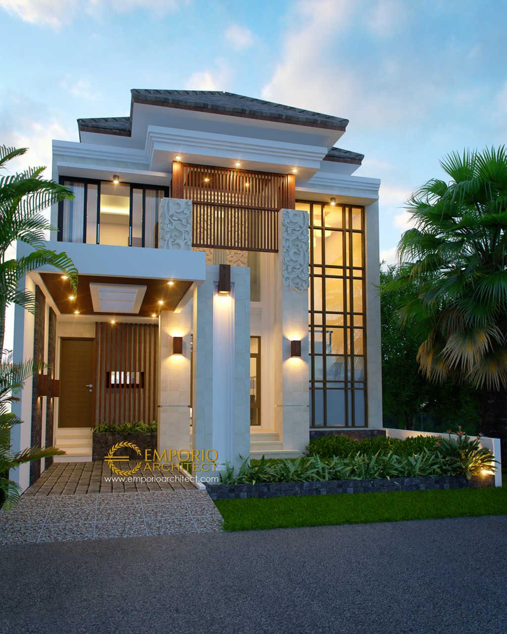 Jasa Arsitek Batam Desain Rumah Bapak Baron