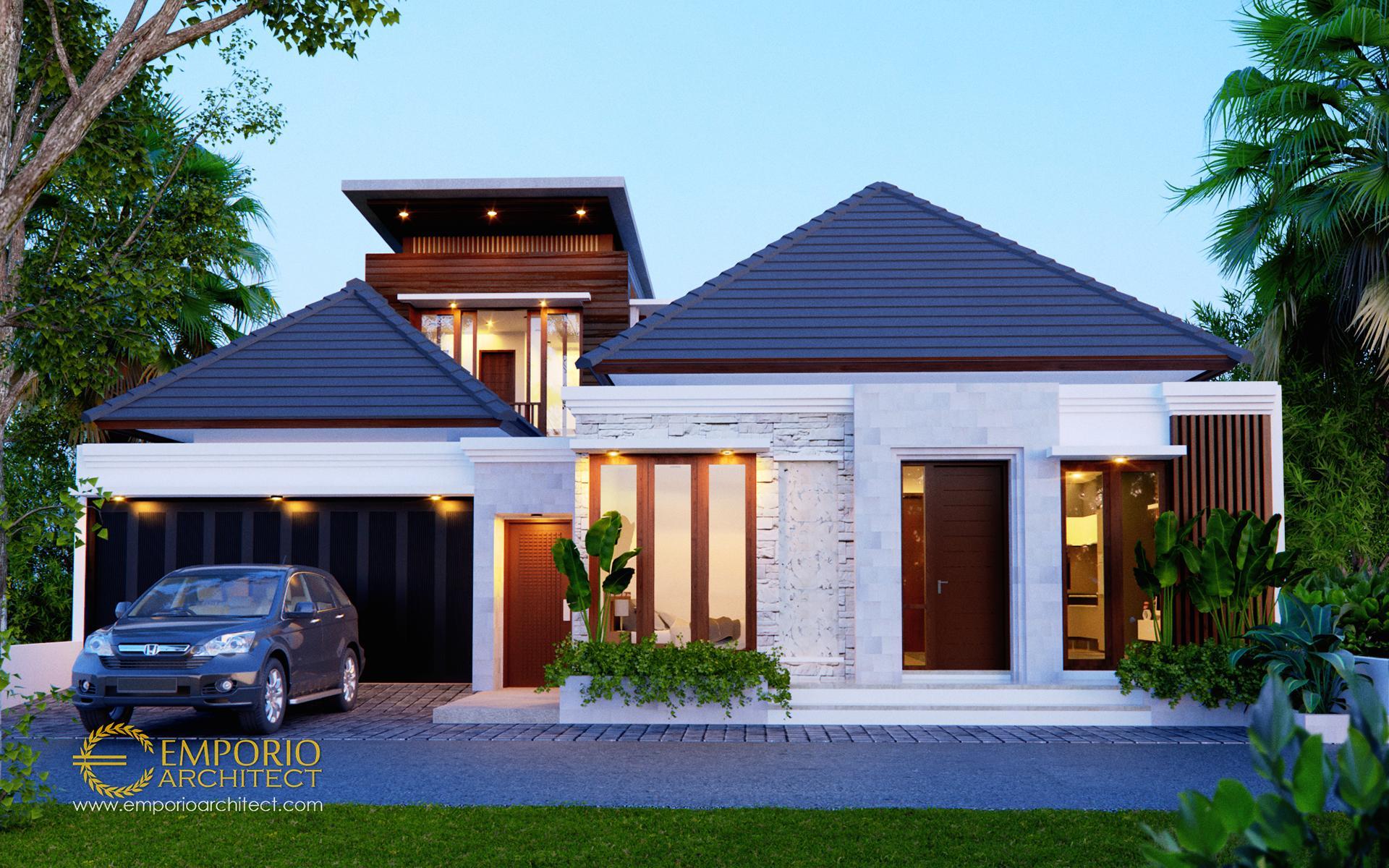 Mr. Tim & Mrs. Villa Modern House 2 Floors Design - Bintaro, Jakarta Selatan