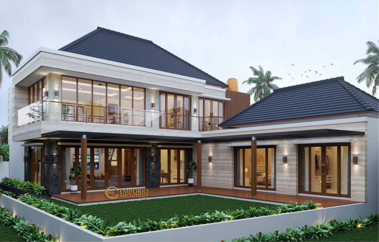 Jasa Arsitek Blora Jawa Tengah Desain Rumah Bapak Heri Agung