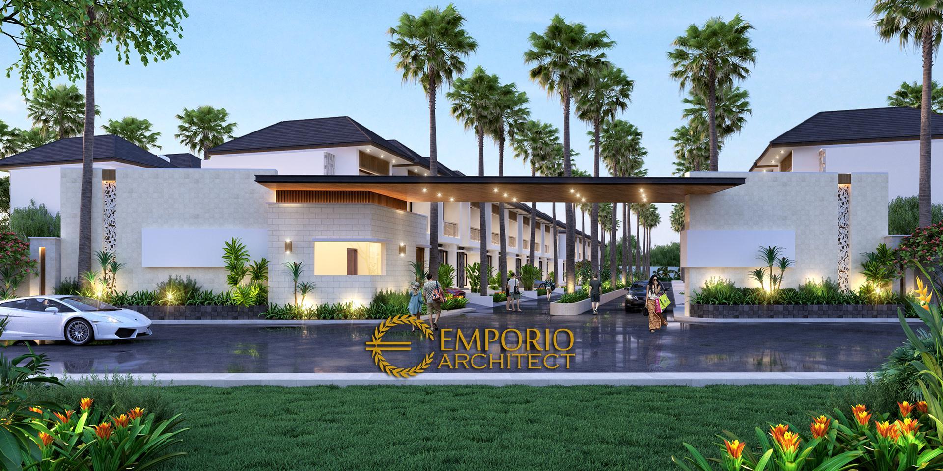 60+ Desain Rumah 2 Lantai Perumahan HD Terbaik
