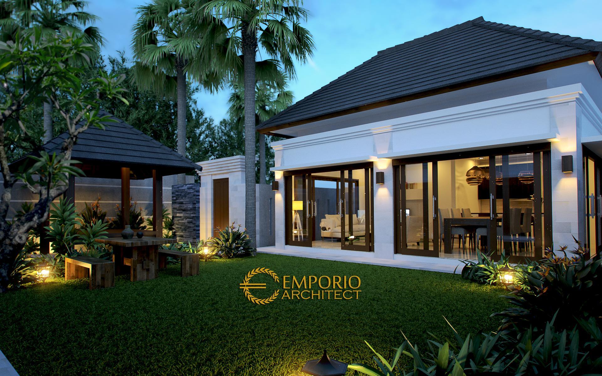 Mr. Hendra Villa 1 Floor Design - Canggu, Badung, Bali