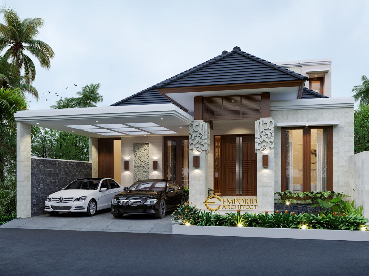 5 Desain Rumah Minimalis Terbaik Pada Lebar Lahan 6 Meter
