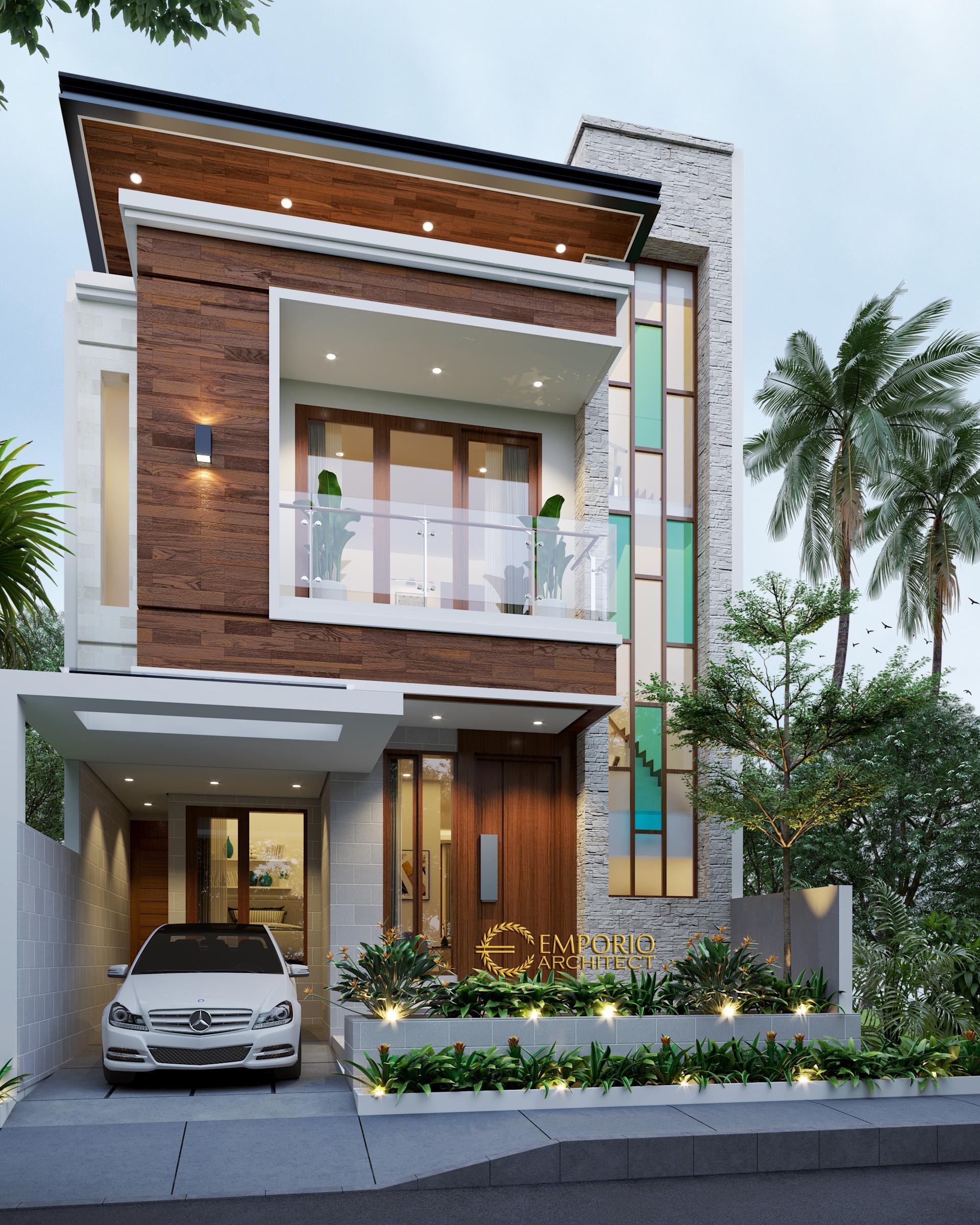 5 Desain Rumah Minimalis Terbaik Pada Lebar Lahan 8 Meter