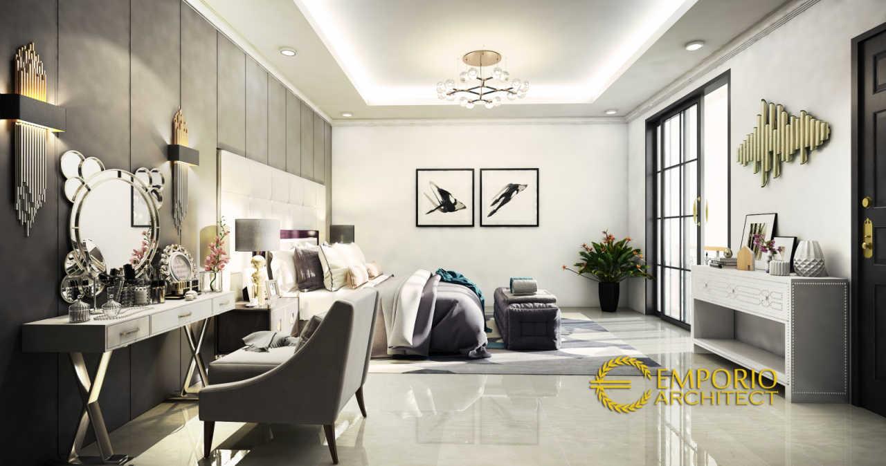 10 Desain Interior Monochrome Terbaik Bagi Penyuka Hitam ...
