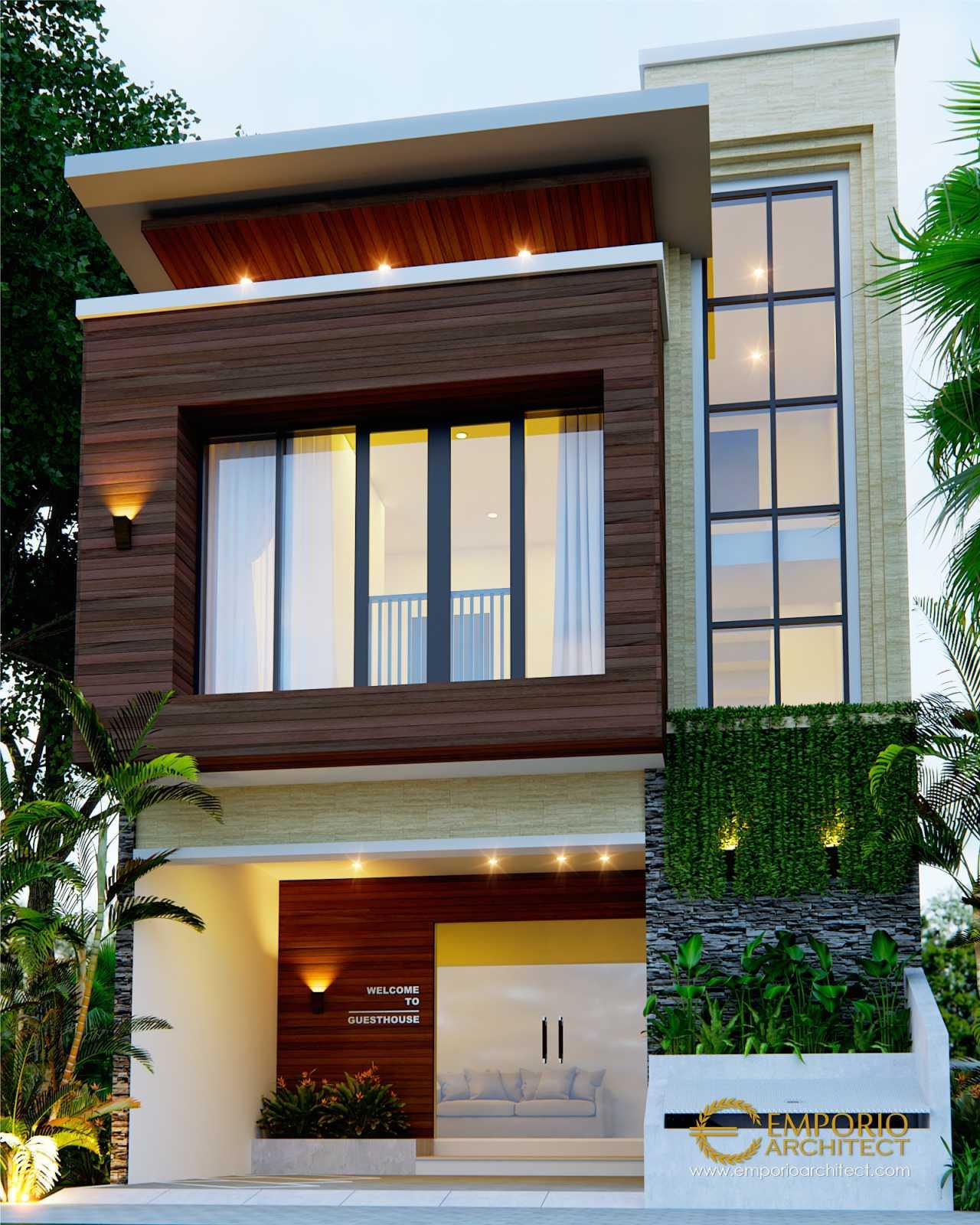 Jasa Arsitek Kerobokan Badung Bali Desain Rumah Ibu Bayu