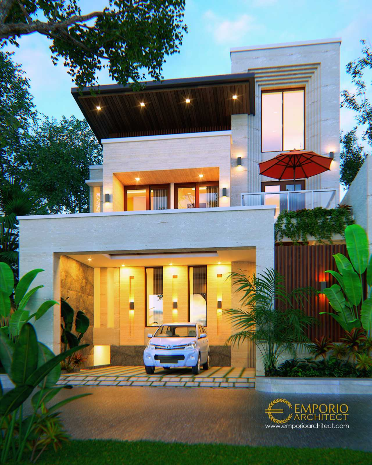 10 Desain Rumah Minimalis Terbaik Pada Lebar Lahan 10 Meter
