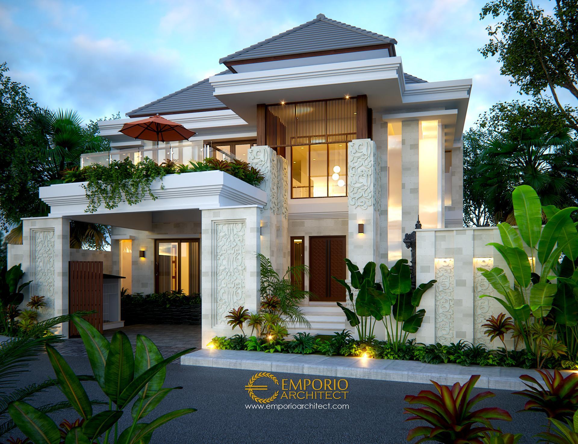 Mr. Rivan Villa Bali House 2 Floors Design - Nusa Dua, Bali
