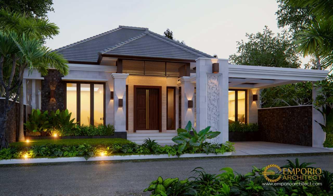 Jasa Arsitek Padang Sumatera Barat Desain Rumah Villa Bali