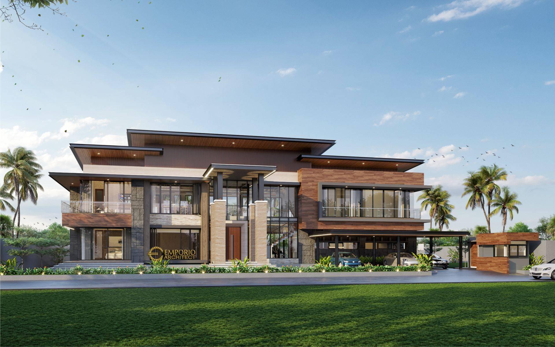 Portofolio Desain Bangunan Terbaru karya Jasa Arsitek Urutkan Popularitas 17