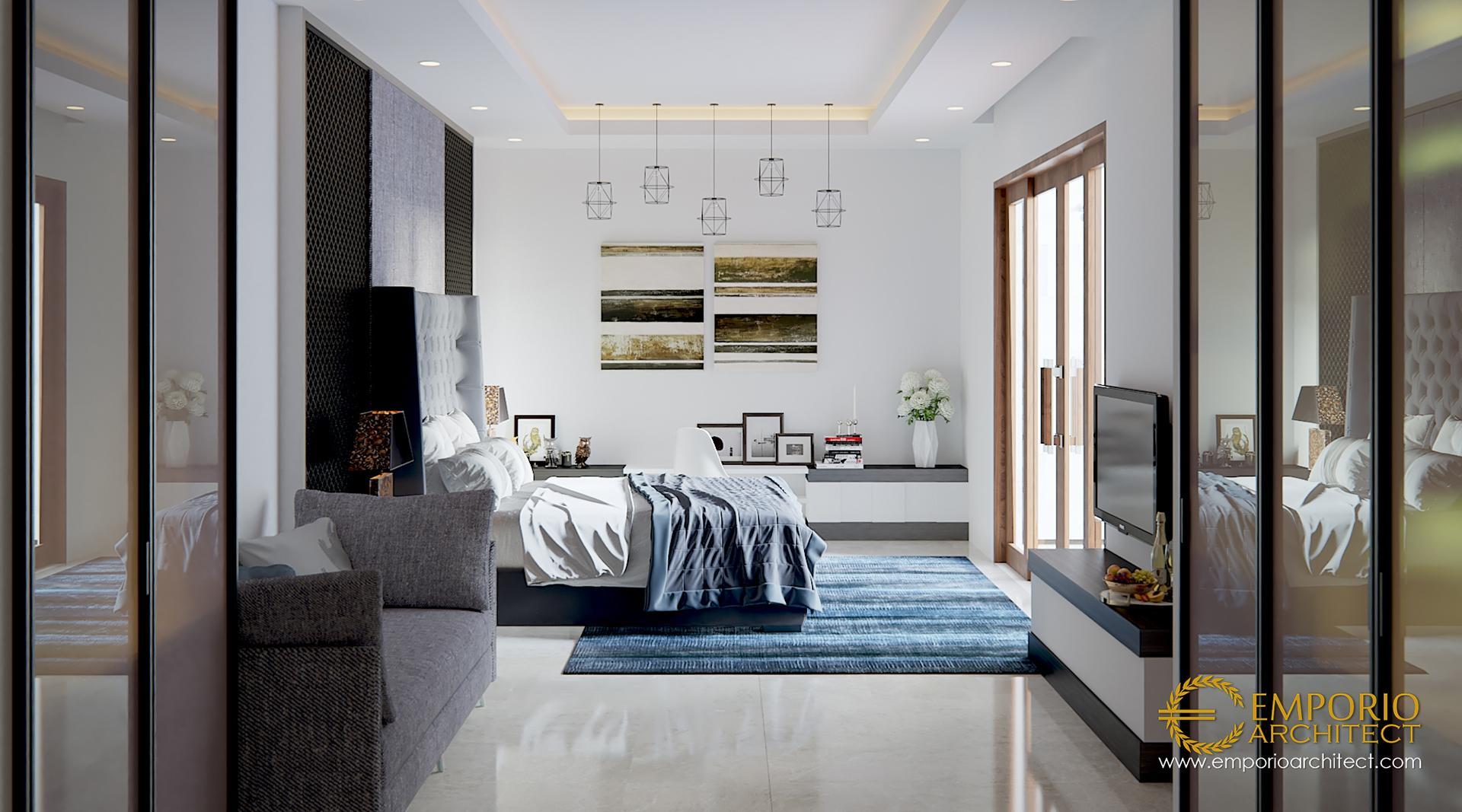 Desain Rumah Villa Bali 2 Lantai Bapak Hasyim di Singaraja ...