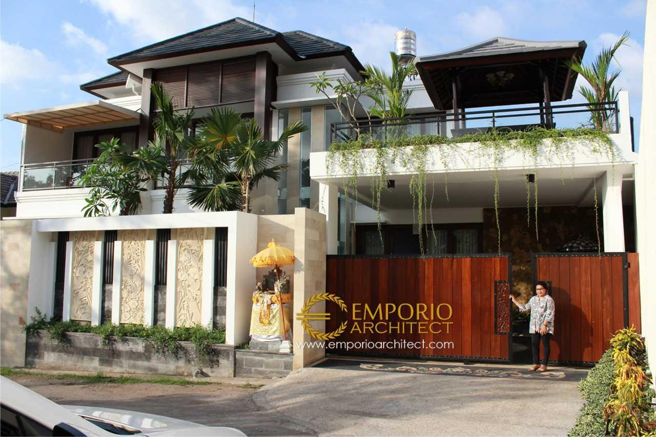 Hasil Konstruksi Rumah Bapak Ida Bagus Sindhu di  Singaraja, Bali