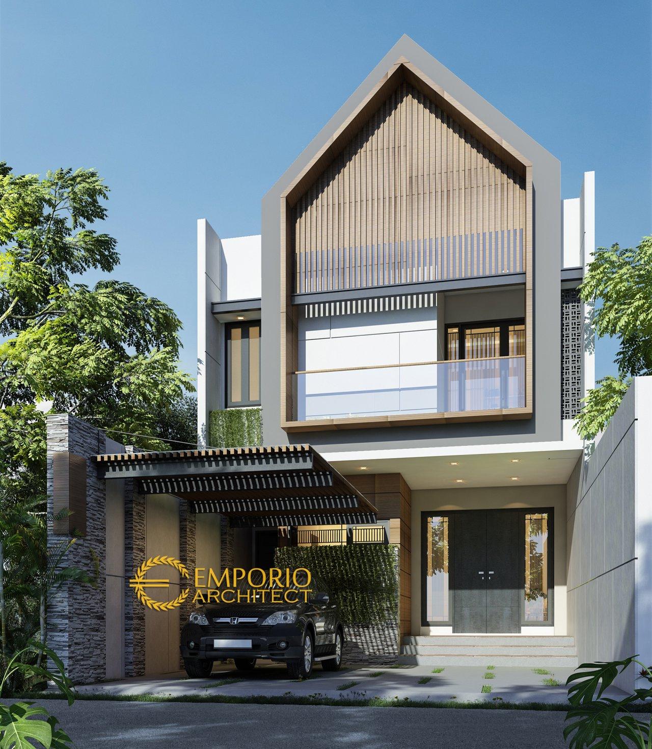 5 Desain Rumah Minimalis 2 Lantai Terbaik Pada Lebar Lahan 7 Meter