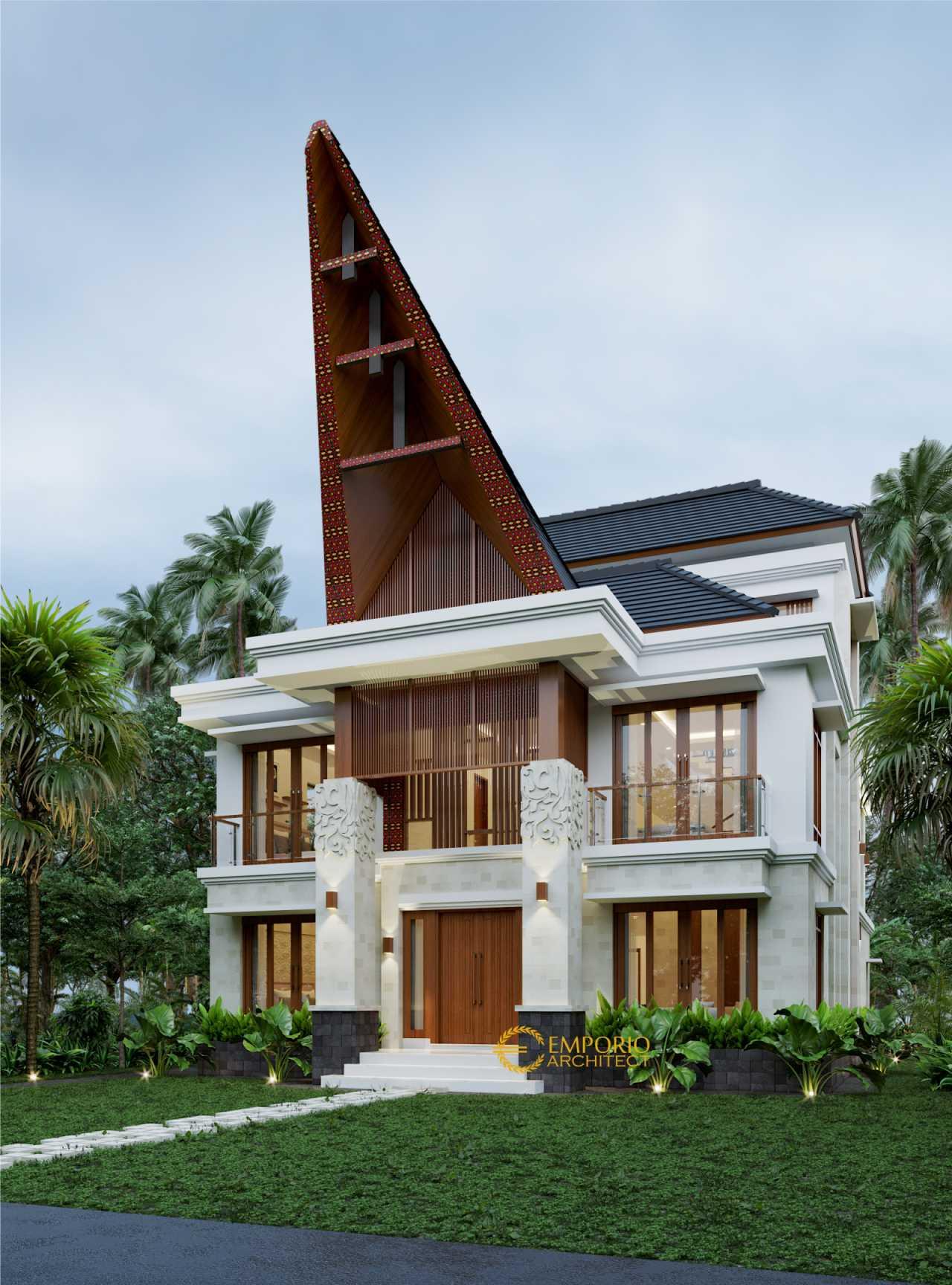 48 Gambar Sketsa Rumah Adat Sulawesi Selatan HD