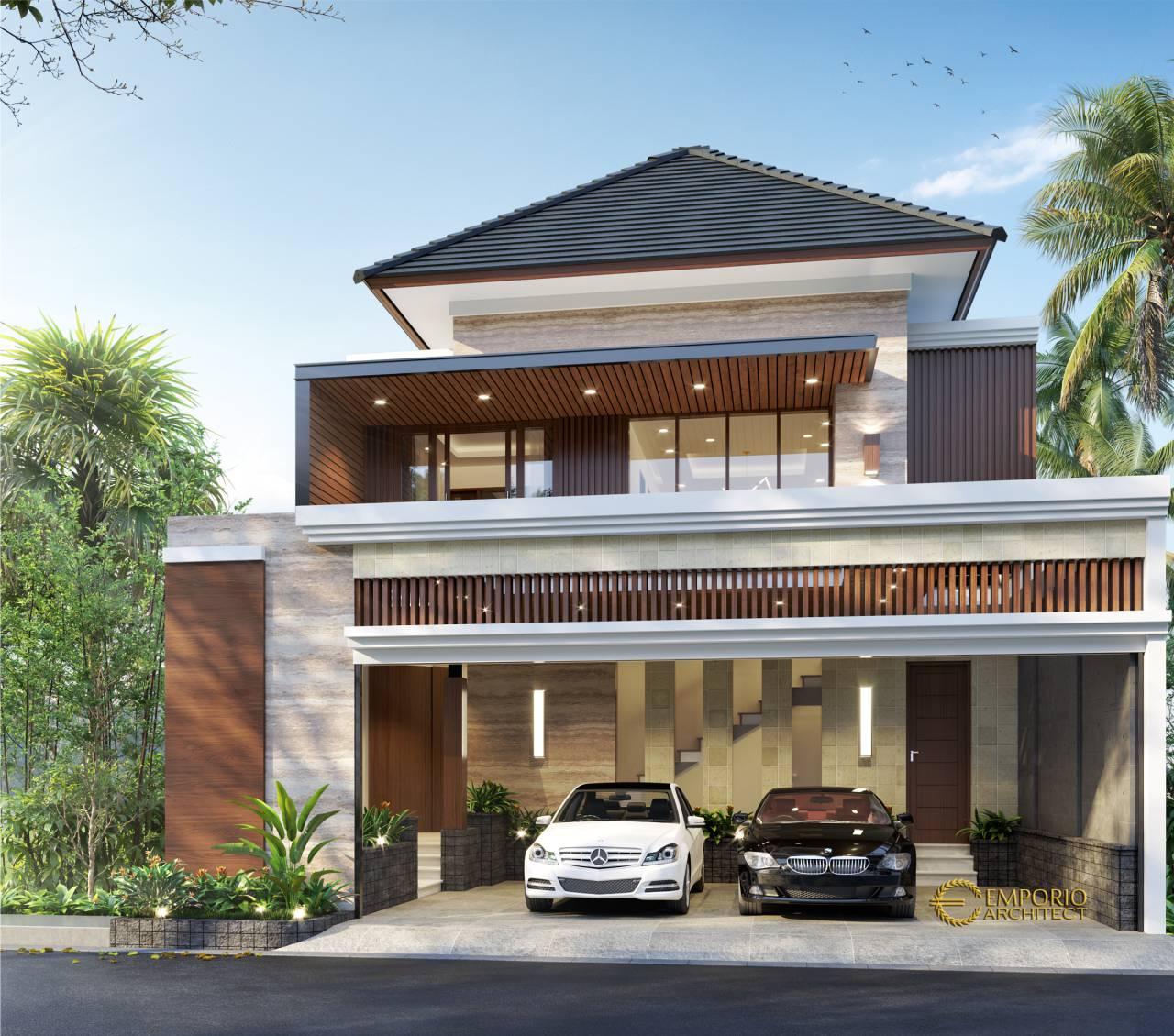 10 Desain Rumah Minimalis Terbaik Pada Lebar Lahan 10 Meter Part 1