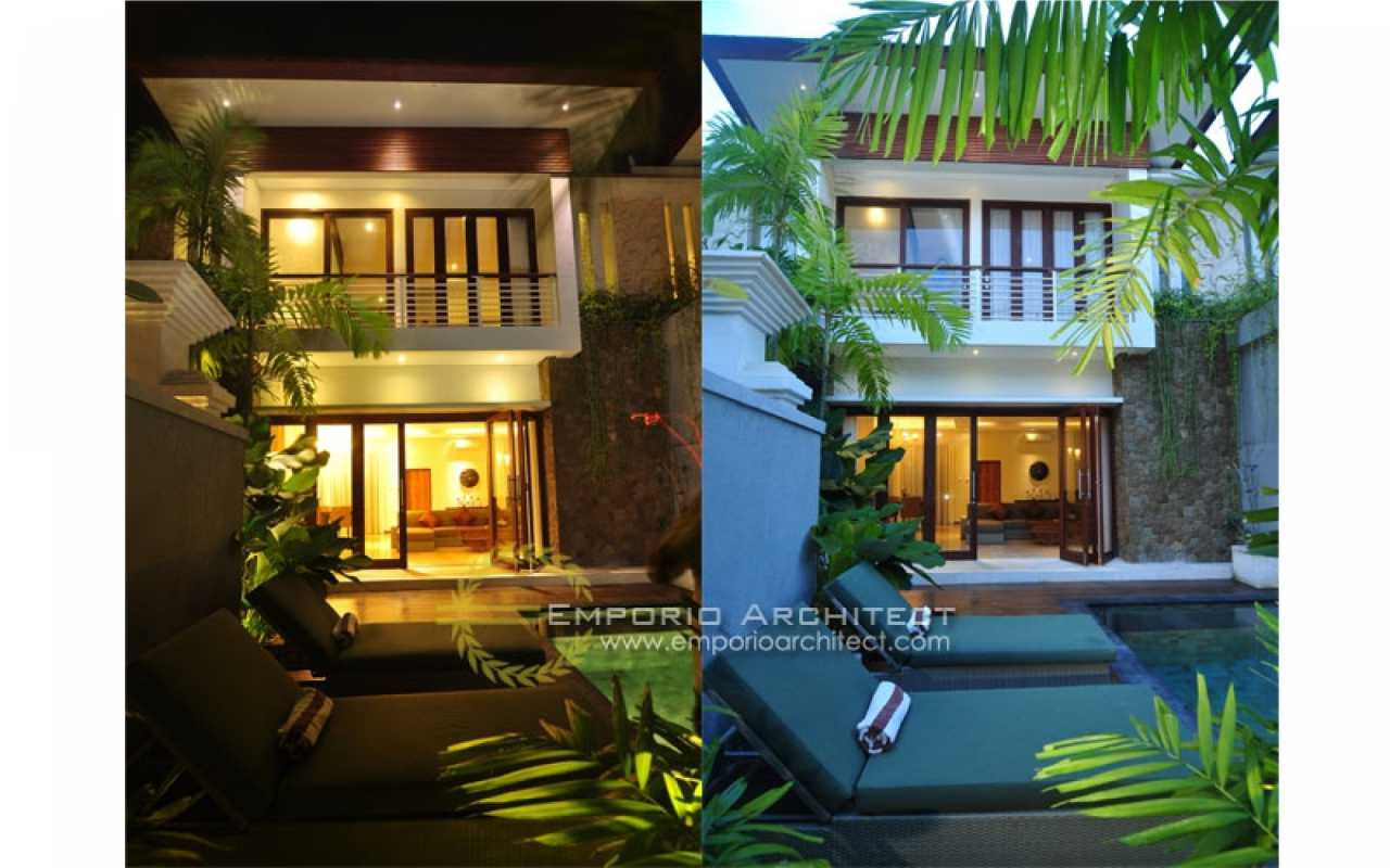 Hasil Konstruksi Kampoeng Villas di  Kerobokan, Bali