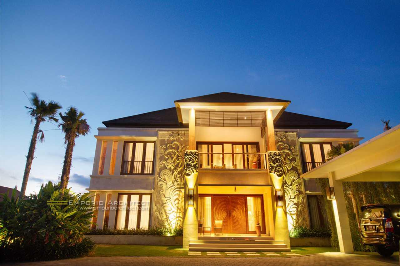 Hasil Konstruksi Rumah 2 Lantai Type 570 di  Sempidi, Badung, Bali