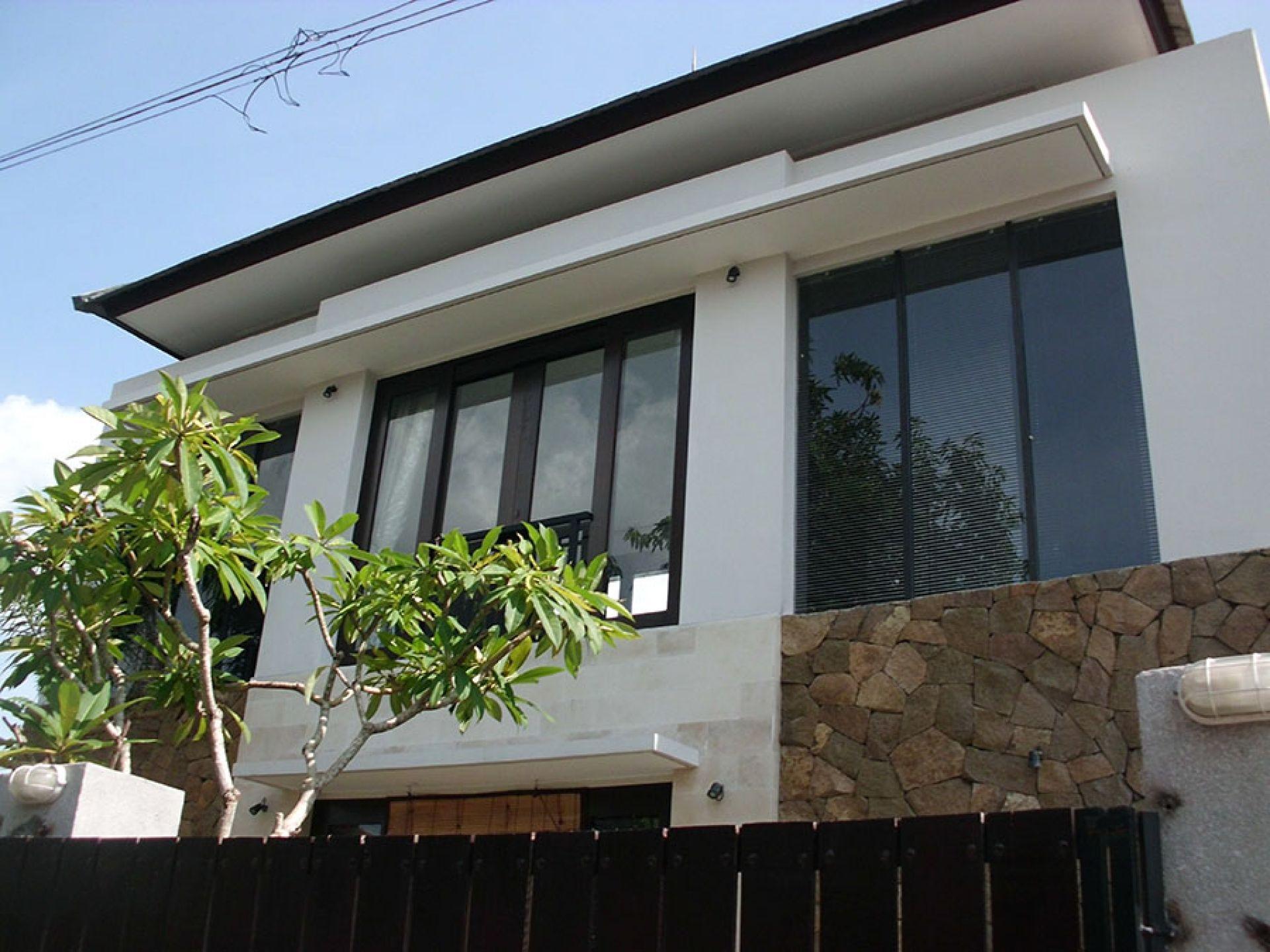 Hasil Konstruksi Rumah Bapak Dewa di  Seminyak, Bali