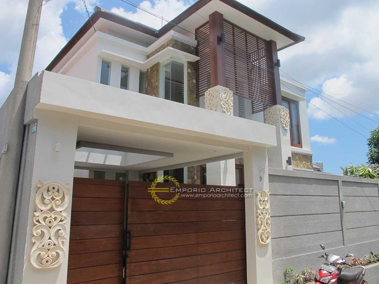 Construction Result of Mrs. Ketut Maryani Private House  - Tegal Cupek, Kuta Utara