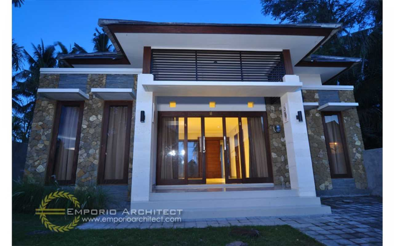 Construction Result of Mr. Sangging Private House - Gianyar, Bali