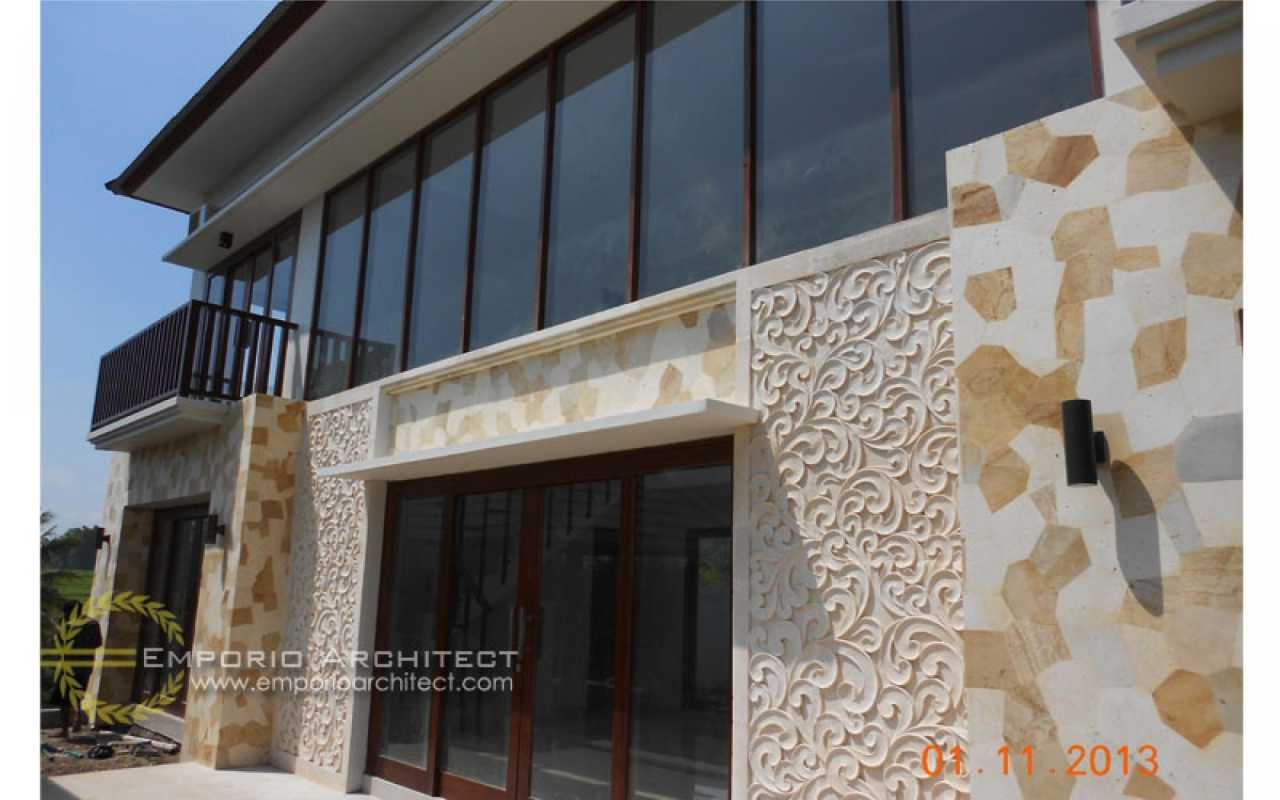 Construction Result of Mrs. Yoni Private House - Tabanan, Bali