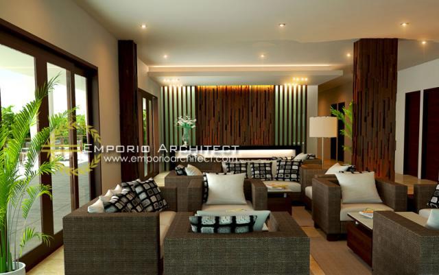 Desain Interior Kampus Modern 4 Lantai Primakara School di Bali