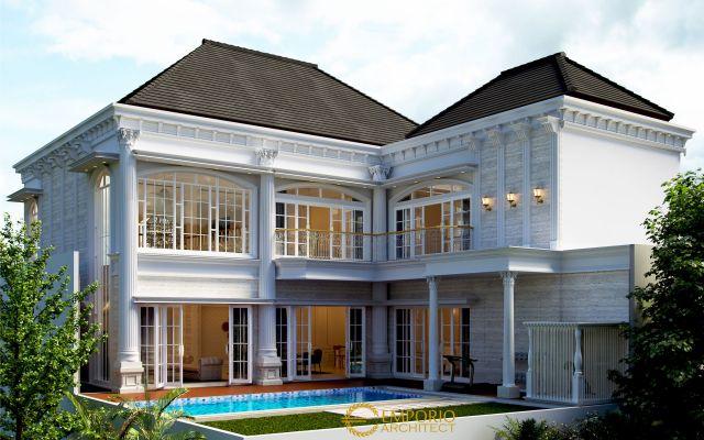 Mr. Herman Classic House 3 Floors Design - Denpasar, Bali