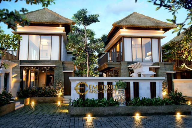 Desain Villa 5