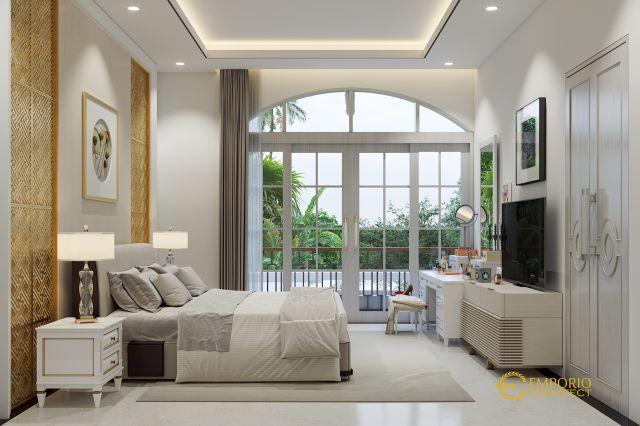 Mr. Darwis Mediteran House 3 Floors Design - Jakarta Selatan