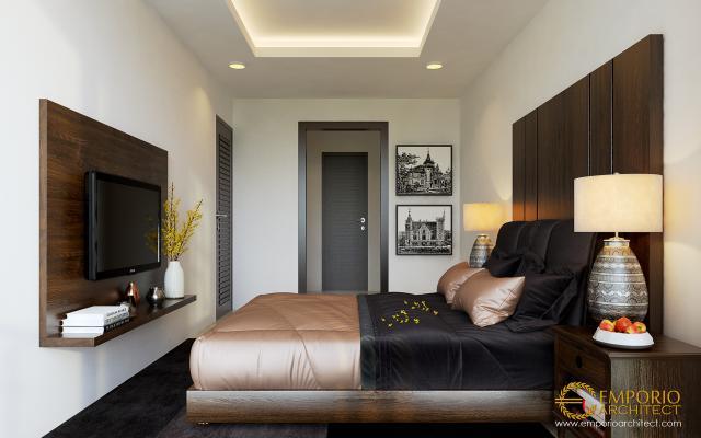 Mr. Suhendar Villa Bali House 3 Floors Design - Jakarta