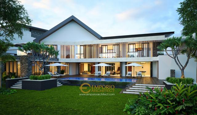 Desain Villa 2