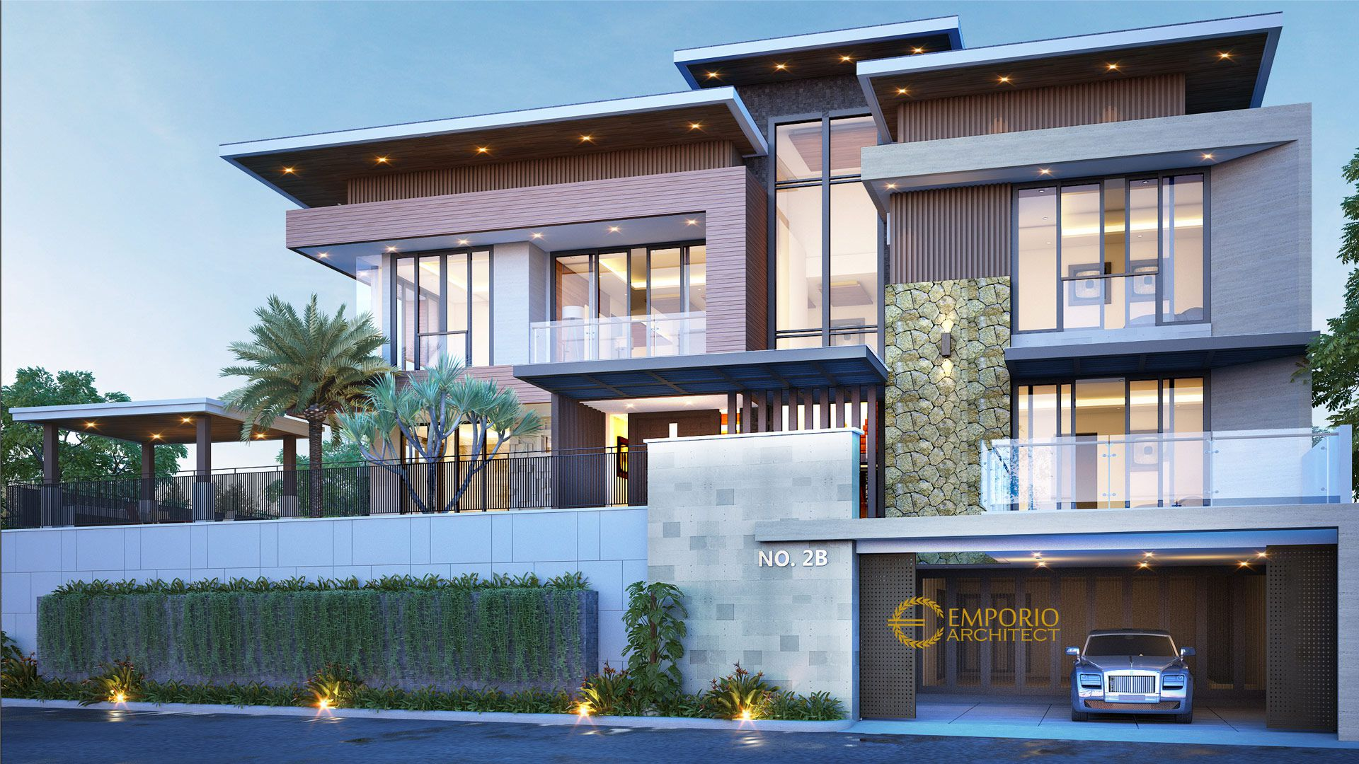Jasa Arsitek Desain Rumah dan Villa Mewah Terbaik di Indonesia
